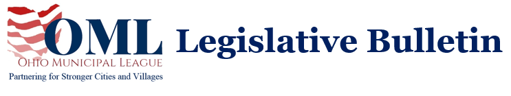 Legislative Bulletin Logo